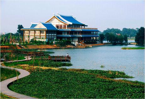 圖片:中國大陸旅遊指南-廈門五緣灣