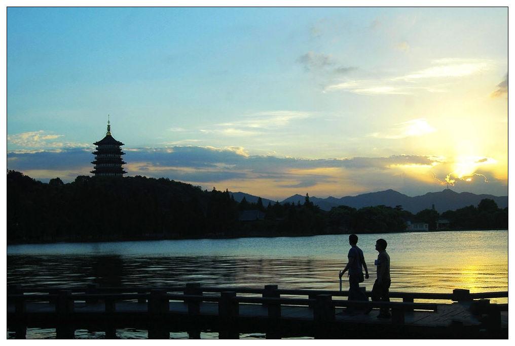 圖片:2010中國大陸十大最佳休閒都市-杭州