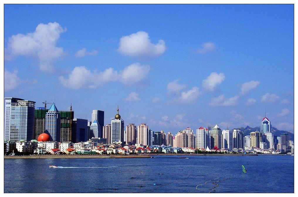 圖片:2010中國大陸十大最佳休閒都市-青島