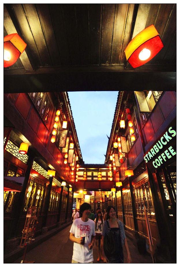 圖片:2010中國大陸十大最佳休閒都市-成都
