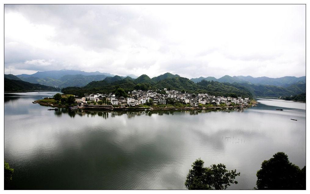圖片:2010中國大陸十大最佳休閒都市-黃山