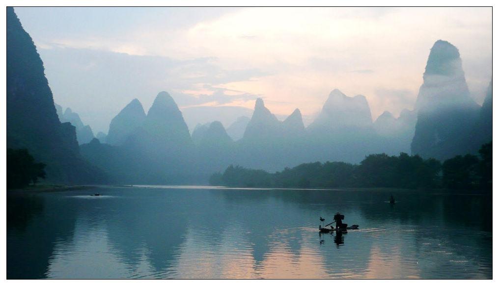 圖片:2010中國大陸十大最佳休閒都市-桂林