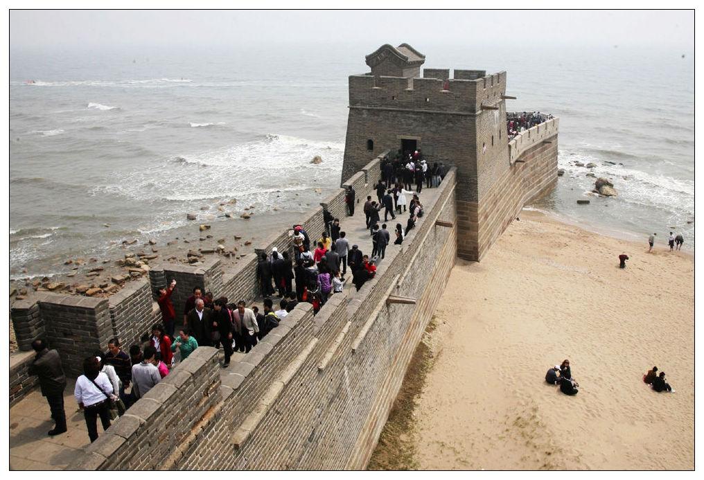 圖片:2010中國大陸十大最佳休閒都市-秦皇島