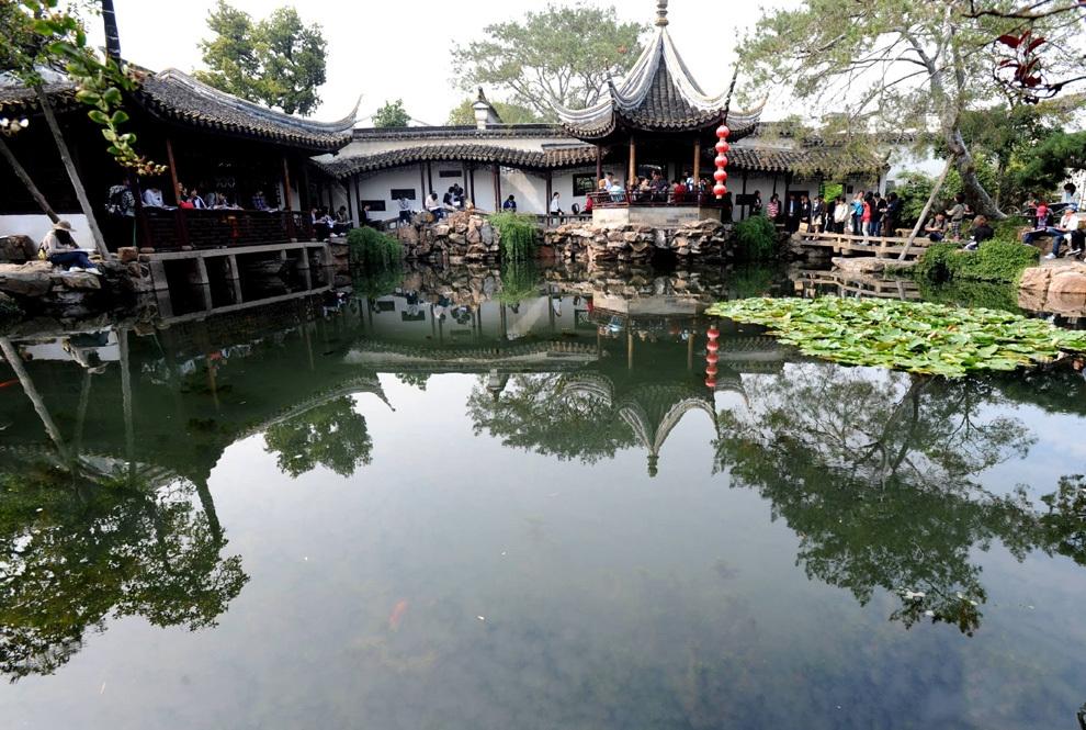 圖片:2010中國大陸十大最佳休閒都市-蘇州