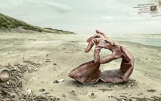 國外環保創意廣告圖片-第3張