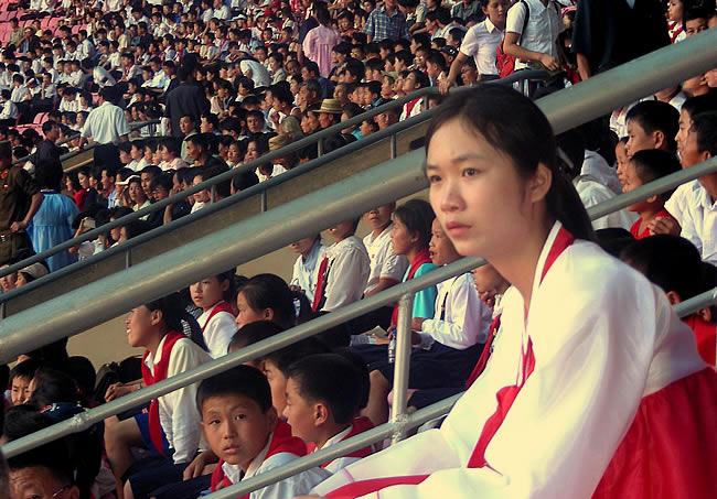 圖片:鏡頭裡的朝鮮 North Korea