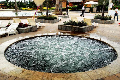 四川溫泉度假介紹:攀枝花紅格溫泉旅遊度假區