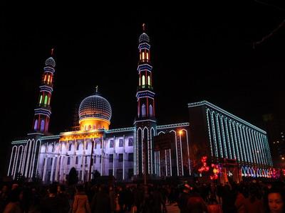 青海景點介紹:東關清真大寺