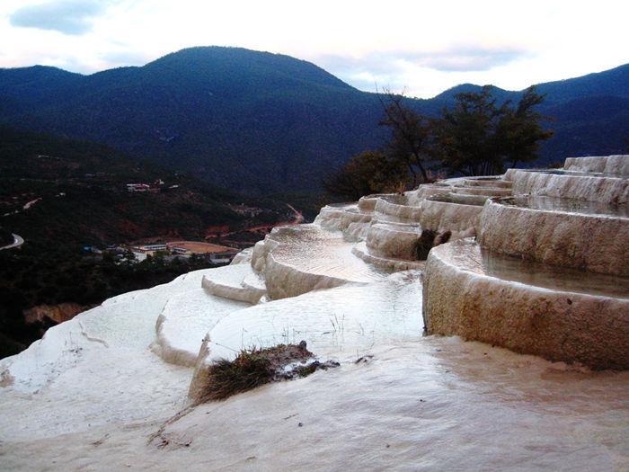 雲南香格里拉風景圖片:普達措國家公園