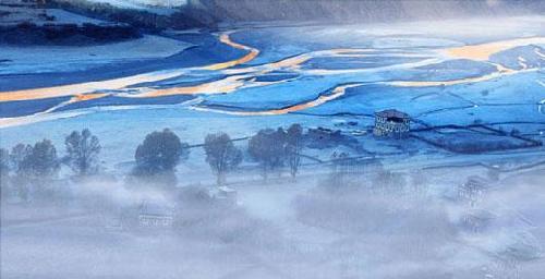 圖片:新疆阿爾泰白哈巴