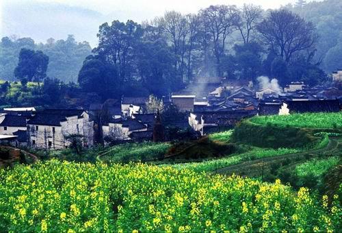 中國最美的鄉村-婺源