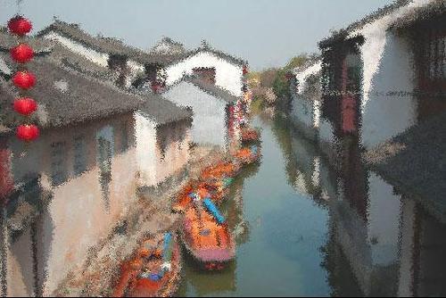江南水鄉周莊