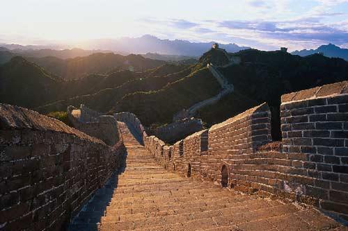 亞洲世界遺產-長城,中國
