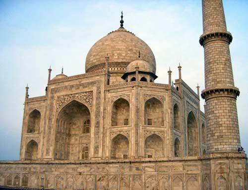 亞洲世界遺產-泰姬陵,印度