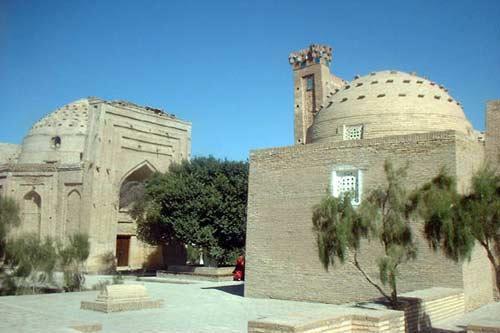 亞洲世界遺產-Konya-Urgench小鎮,土庫曼斯坦
