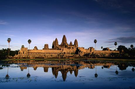 亞洲世界遺產-吳哥,柬埔寨
