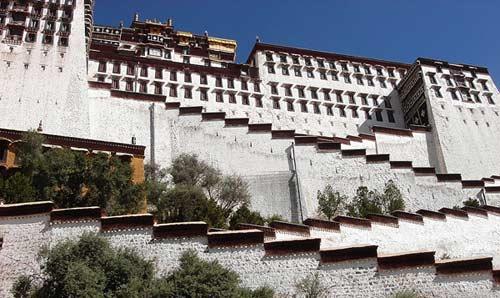 亞洲世界遺產-布達拉宮,中國