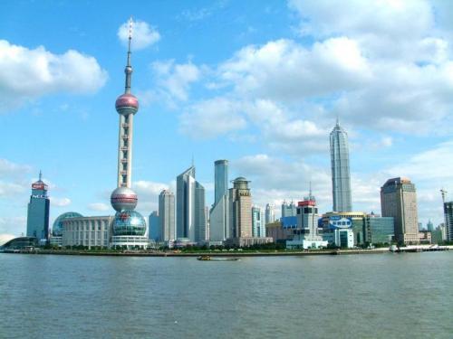 圖片:上海東方明珠塔