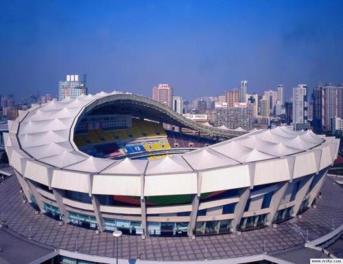 上海體育場