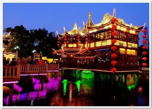 上海老城隍廟-豫園