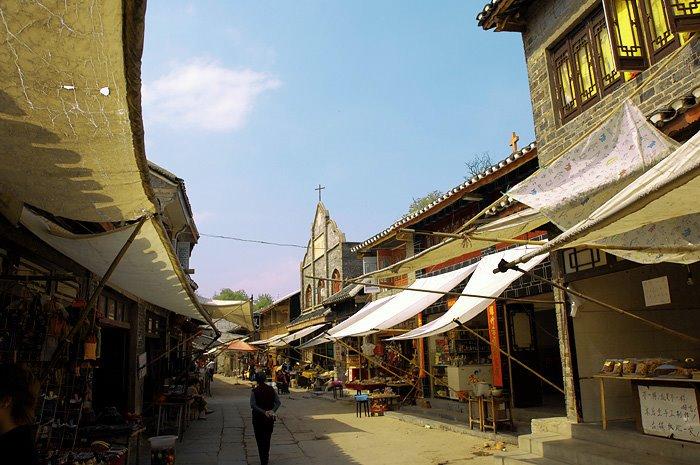 圖片:貴陽-青巖古鎮