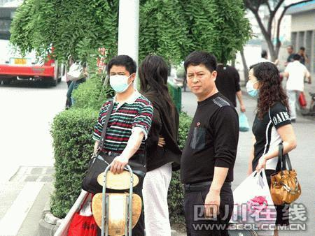 成都甲型H1N1流感病例圖片