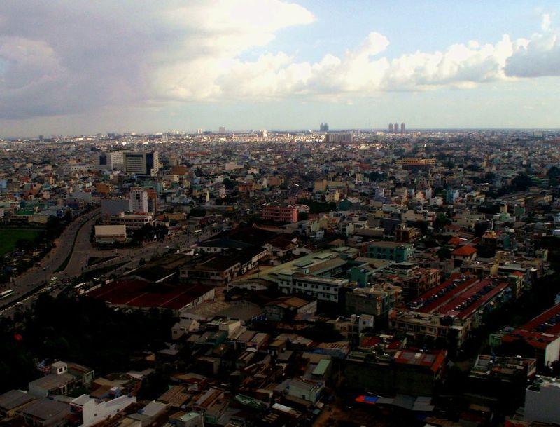 圖片:越南西貢