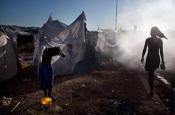 圖片:海地地震