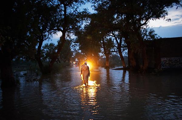 圖片:巴基斯坦洪災