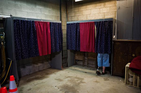 圖片:美國中期選舉