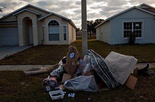 圖片:次貸危機