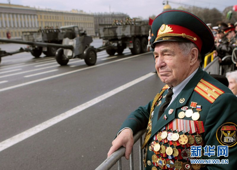 俄新社2010年度最佳圖片
