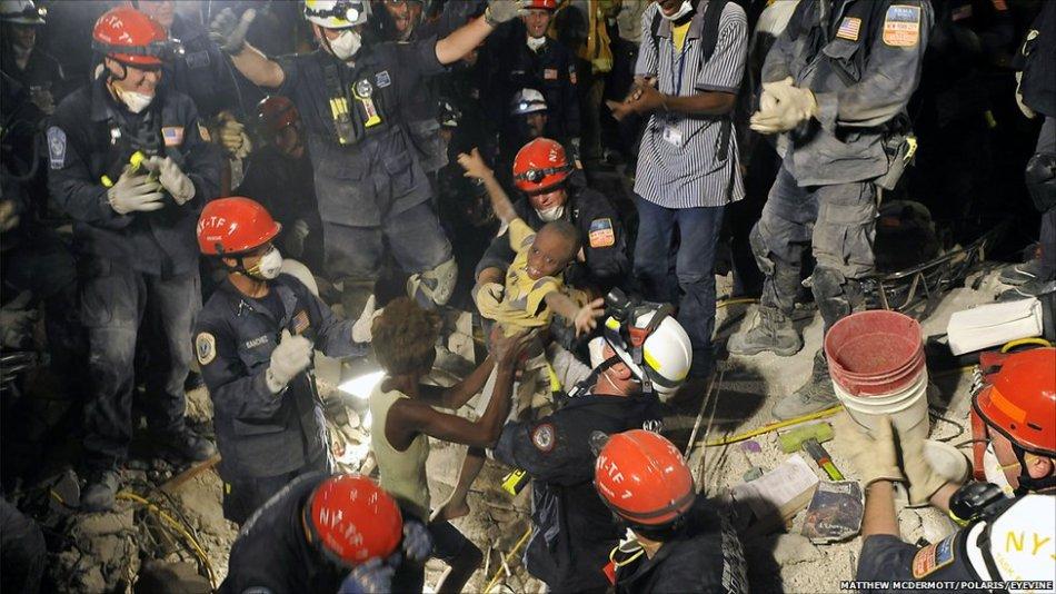 年度圖片:BBC英國廣播公司2010年年度最佳圖片