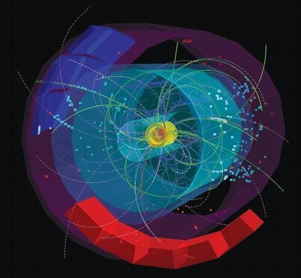 圖片:質子對撞