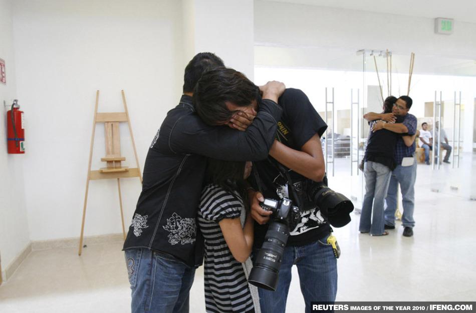 年度最佳圖片:路透社2010年度最佳圖片